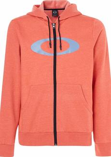 Oakley Mens Men's Ellipse FZ Hoodie PONCIANA Heather