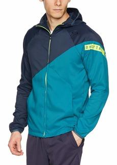 Oakley Mens Men's Enhance Double Cloth Hoody Jacket.QD 9.0  M