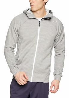 Oakley Mens Men's Enhance Technical Fleece Jacket.Grid 9.0  S