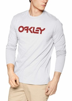 Oakley Mens Men's Mark II L/S TEE