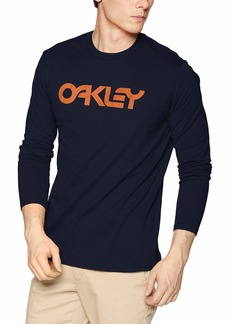 Oakley Mens Men's Mark II L/S TEE  L