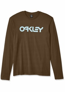 Oakley Mens Men's Mark II L/S TEE
