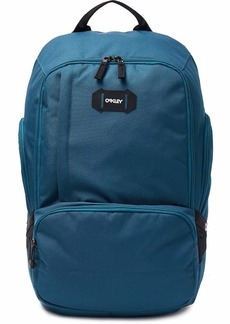 Oakley Mens Men's Street organizing Backpack PETROL