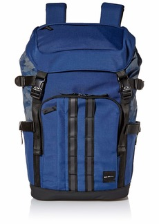 Oakley Mens Men's Utility organizing Backpack DARK BLUE REFLECTIVE
