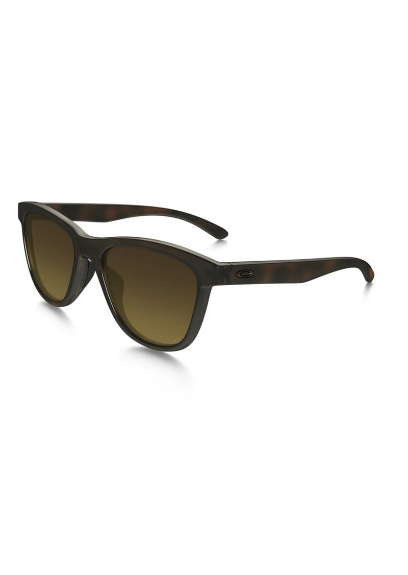2a102382cc Men s Moonlighter Round Sunglasses Tortoise w Brown Gradient Polarized 53 mm