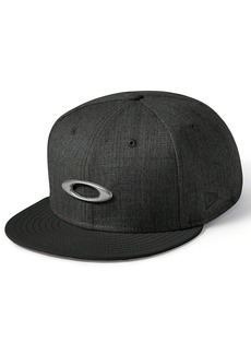 Oakley Men's O-justable Metal Cap Hat -jet black OS