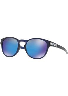 Oakley Men's OO9265 Latch Oval Sunglasses  53 mm