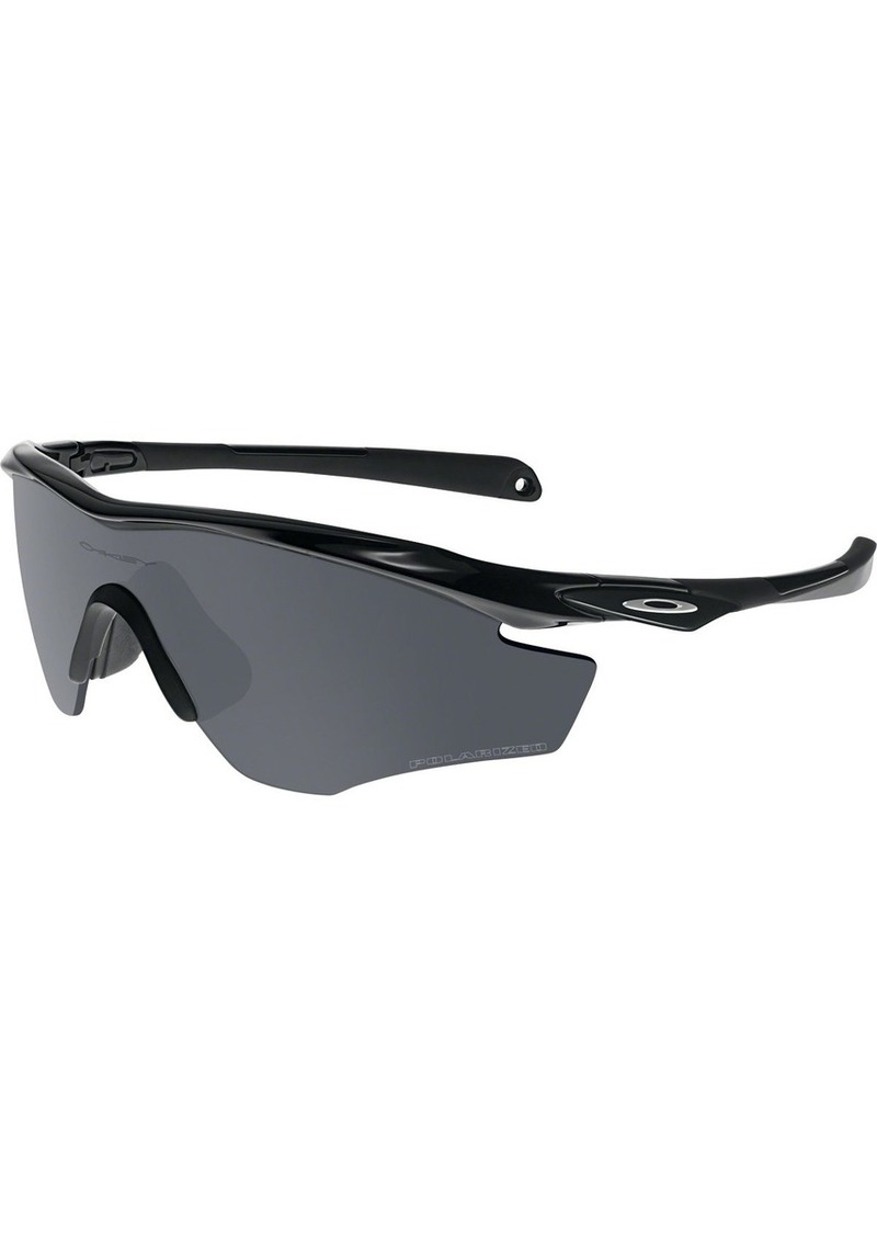 Oakley Men's OO9343 M2 Frame XL Shield Sunglasses  45 mm