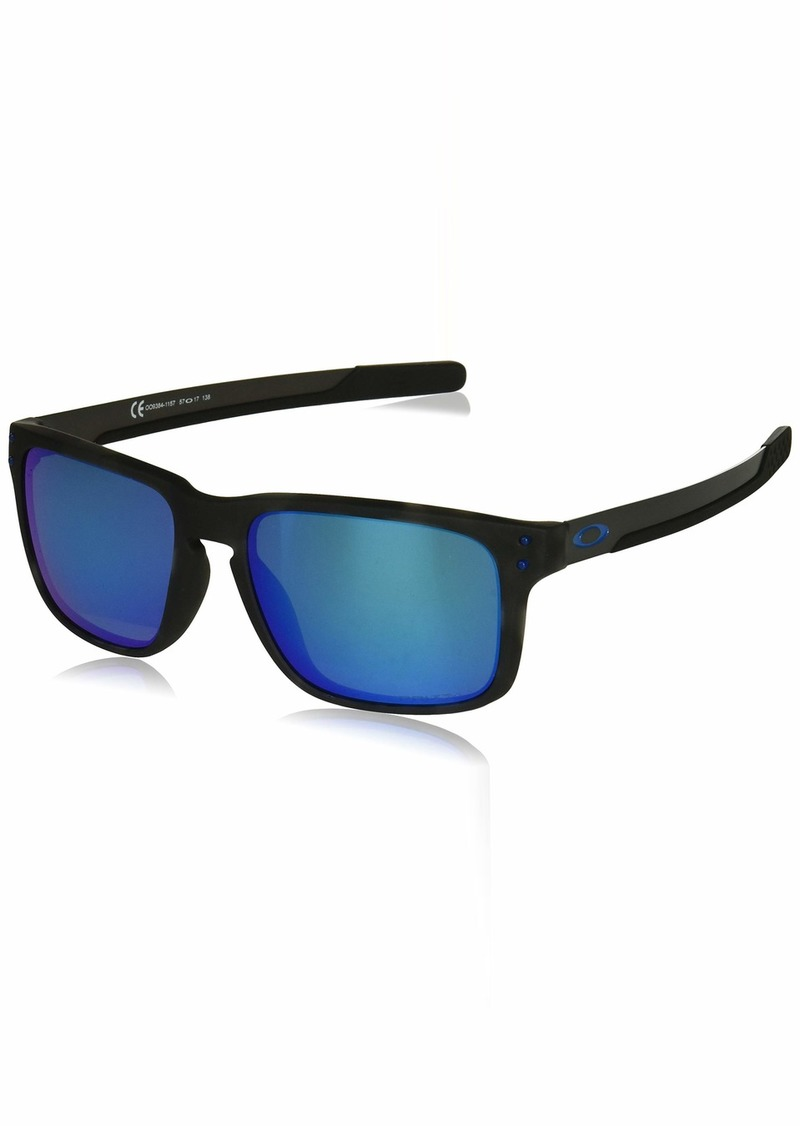 Oakley Men's OO9384 Holbrook Mix Rectangular Sunglasses  57 mm