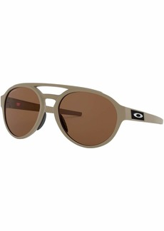 Oakley Men's OO9421 Forager Round Sunglasses