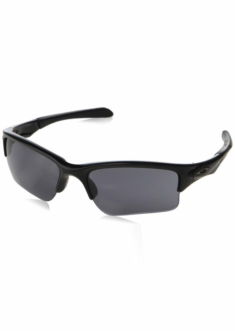 Oakley Men's OO9200 Quarter Jacket Rectangular Sunglasses  61 mm