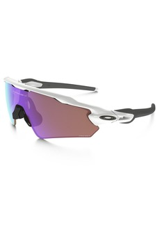 edf5c11888 Oakley Men s Radar Ev Path (a) Non-Polarized Iridium Rectangular Sunglasses  35.01 mm