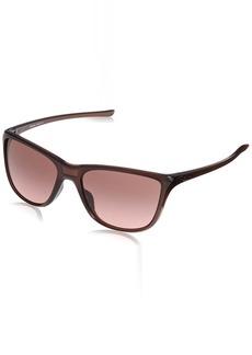 Oakley Men's Reverie Square Sunglasses Amethyst w/G40 Black Gradient 55 mm