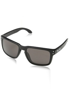 Oakley Men's Sliver OO9262-10 Polarized Iridium Rectangular Sunglasses