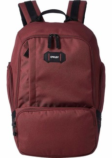 Oakley Men's Street Organizing Backpack iron red  Fits All