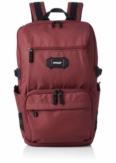 Oakley Men's Street Pocket Backpack iron red  Fits All