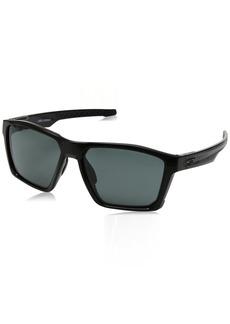 Oakley Men's Targetline Non-Polarized Iridium Square Sunglasses  58.0 mm