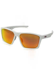 Oakley Men's Targetline Non-Polarized Iridium Square Sunglasses  58.0 mm