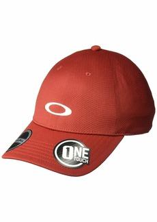 best service 3da0e 79cd3 Oakley Men s Tech Cap Iron red ...