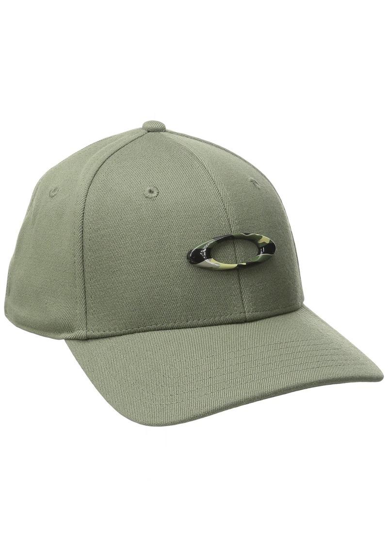 low priced 1b35d 40b9d Men s Tincan Cap Worn Olive Graphic camo Small Medium. Oakley