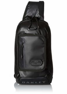 Oakley Men's Training One Shoulder Bag blackout Size