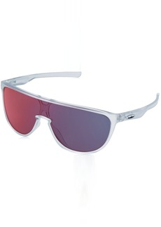 e2136413ea Oakley Men s Trillbe Non-Polarized Iridium Rectangular Sunglasses ...