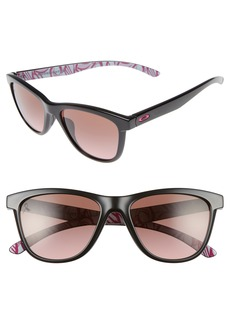 Oakley Moonlighter YSC Breast Cancer Awareness 53mm Sunglasses