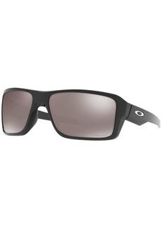 Oakley Polarized Double Edge Polarized Sunglasses, OO9380