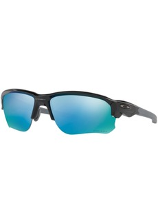 Oakley Polarized Flak Draft Prizm Deep Water Polarized Sunglasses, OO9364