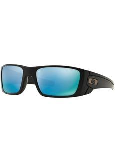 Oakley Polarized Fuel Cell Prizm Deep H20 Polarized Sunglasses, OO9096