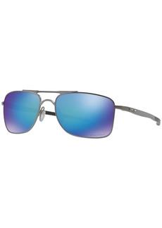 Oakley Polarized Gauge 8 Prizm Sunglasses, OO4124 62
