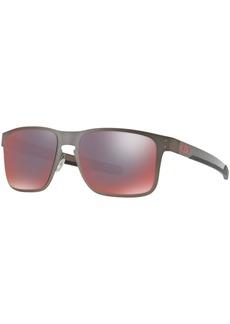Oakley Polarized Holbrook Metal Sunglasses, OO4123