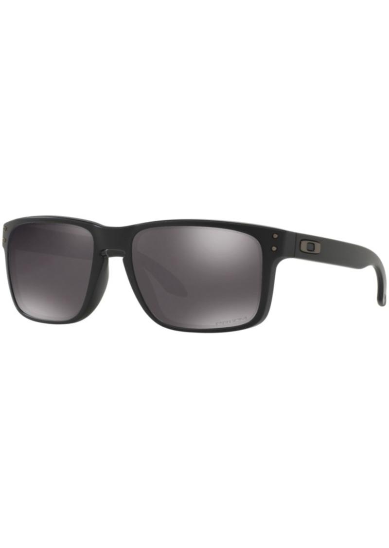 Oakley Polarized Holbrook Prizm Black Iridium Sunglasses, OO9102