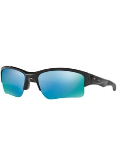 Oakley Polarized Quarter Jacket Prizm Deep Water Youth Sunglasses, OO9200