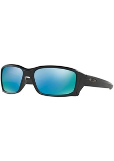 Oakley Polarized Straightlink Prizm Deep Water Sunglasses, OO9331 61