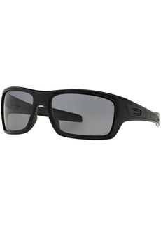 Oakley Polarized Sunglasses, OO9263 Turbine