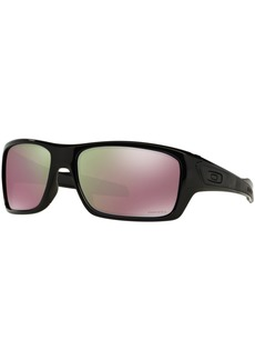 Oakley Polarized Sunglasses, OO9263 Turbine Prizm Shallow H2O