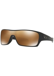 Oakley Polarized Turbine Rotor Prizm Tungsten Sunglasses, OO9307 32