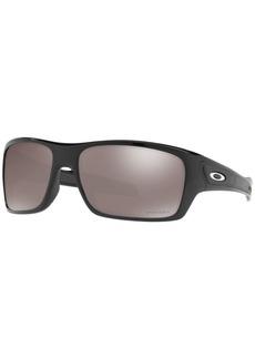 Oakley Polarized Turbine Polarized Sunglasses, OO9263
