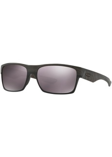 Oakley Polarized Twoface Prizm Daily Sunglasses, OO9189