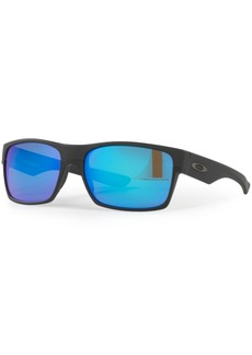 Oakley Polarized Twoface Polarized Sunglasses, OO9189
