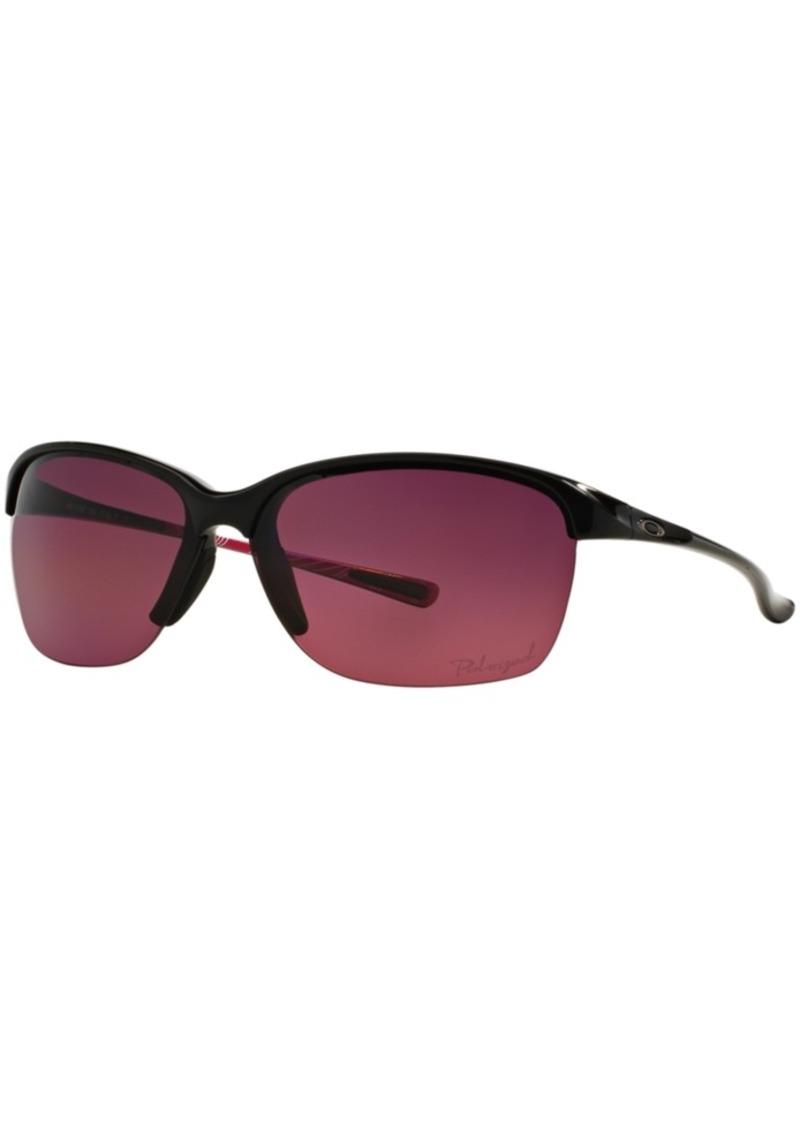 Oakley Unstoppable Polarized Sunglasses, Oakley OO9191