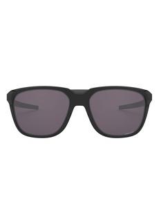 Oakley Prizm™ Anorak 59mm Rectangular Sunglasses