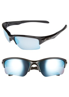 Oakley Quarter Jacket PRIZM™ 61mm Polarized Semi-Rimless Sunglasses