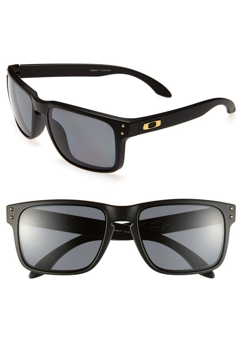 Oakley 'Shaun White - Holbrook' 55mm Polarized Sunglasses