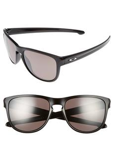 Oakley Sliver™ PRIZM™ 57mm Polarized Sunglasses