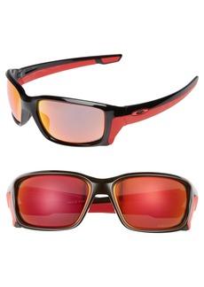 Oakley Straightlink 61mm Polarized Sunglasses
