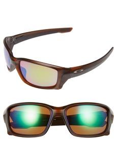 Oakley Straightlink H20 61mm Polarized Sunglasses