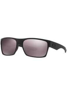 Oakley Polarized Sunglasses, OO9189 Twoface Prizm Daily