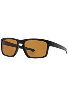 Oakley Polarized Sunglasses, OO9262 Sliver
